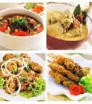 menu masakan untuk 1 minggu