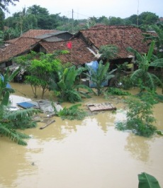 penyebab bencana alam banjir